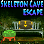 Skeleton Cave Escape Games4King