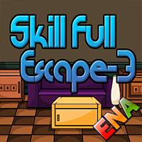 Skill Full Escape 3 ENA Games