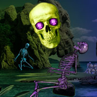 Skull Island Escape Games2Rule