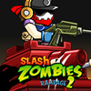 Slash Zombies Rampage 2 Kiz10