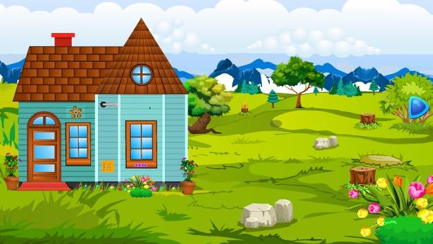 Small Bird Cage Escape Games2Jolly