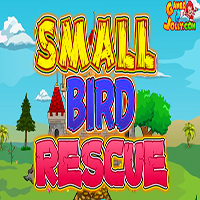 Small Bird Rescue Games2Jolly