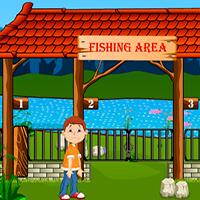 Small Boy Fishing Escape Games2Jolly