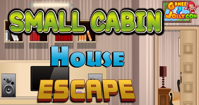 Small Cabin House Escape Games2Jolly