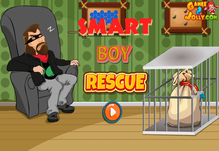 Smart Boy Rescue Games2Jolly