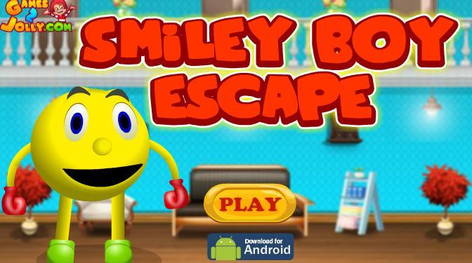 Smiley Boy Escape Games2Jolly