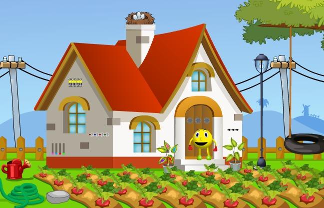Smiley Boy House Escape Games2Jolly