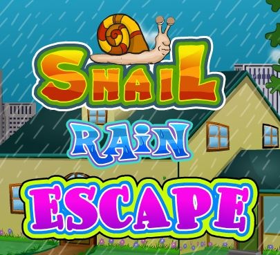 Snail Rain Escape Games 2 Jolly