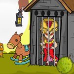 Snake Queen Rescue Games2Jolly