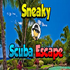 Sneaky Scuba Escape MeltingMindz
