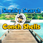 Sneaky Search Conch Shells MeltingMindz