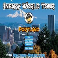Sneaky World Tour Portland Melting Mindz