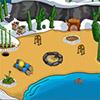 Snow Mountain Escape