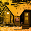 Snow Vintage House Escape WowEscape
