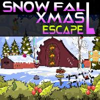 Snowfall Xmas Escape YalGames