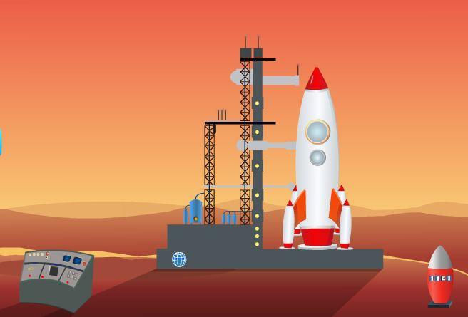 Spacecraft Escape Games2Jolly