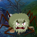Spider Rescue Games4King