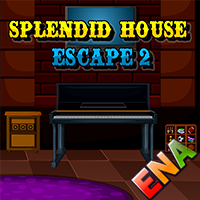 Splendid House Escape 2 ENA Games