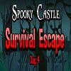 Spooky Castle Survival Escape Day 4