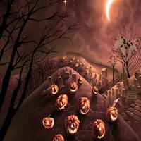 Spooky Halloween Village Escape Games2Rule