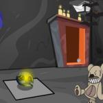 Spooky Vampire House Escape GenieFunGames