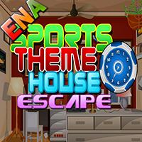 Sports Themed House Escape ENAGames