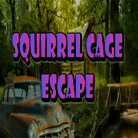 Squirrel Cage Escape GamesClicker