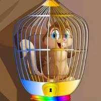 Squirrel Escape From Cage TheEscapeGames