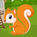 Squirrel Rescue Games4King