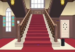 Staircase House Escape Escape Juegos