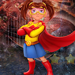 Stalwart Girl Escape Games4King
