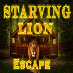 Starving Lion Escape 8BGames