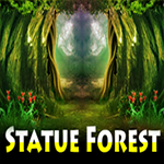 Statue Forest Escape Games4King