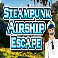 Steampunk Airship Escape YolkGames