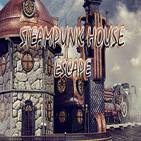Steampunk House Escape 365Escape