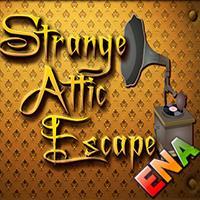 Strange Attic Escape ENAGames