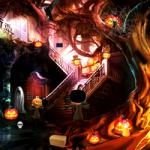 Strange Halloween Escape Top10NewGames