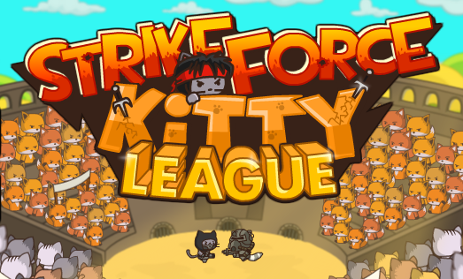 StrikeForce Kitty League ArmorGames