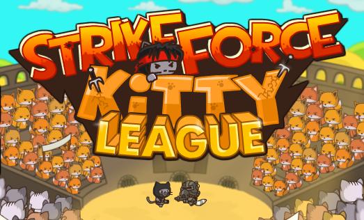 StrikeForce Kitty League ArmorGames
