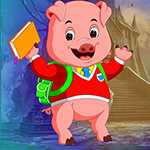 Student Pig Escape Games4King