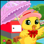 Stylish Chick Rescue Games4King