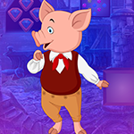 Stylish Swine Escape Games4King