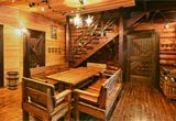 Stylish Wooden House Escape FirstEscapeGames