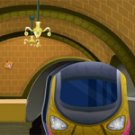 Subway Train Escape GelBold