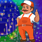 Successful Plumber Rescue Games4King