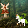 Sunny Fairy Forest Escape Games2Rule