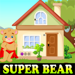 Super Bear Rescue Games4King