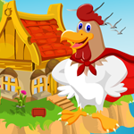 Super Hen Rescue Games4King