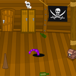 Super Sneaky Pirate Room Escape MeltingMindz