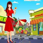 Supermarket Escape Games4King